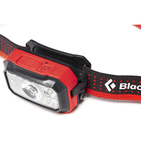 Black Diamond Spot 325 - Linterna frontal - rojo/negro
